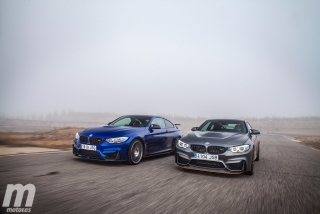 BMW M4 GTS y M4 CS Foto 20
