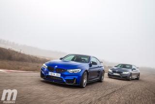 BMW M4 GTS y M4 CS Foto 21