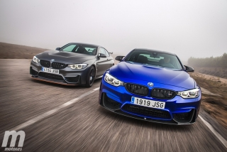 BMW M4 GTS y M4 CS - Miniatura 23
