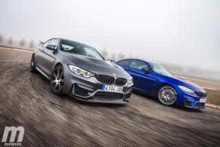 BMW M4 GTS y M4 CS Foto 27