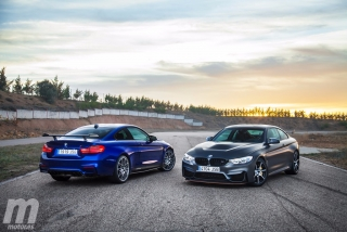 BMW M4 GTS y M4 CS - Miniatura 95