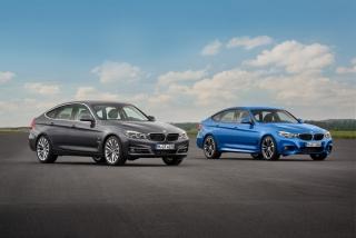 Foto 1 - Galería BMW Serie 3 GT 2016