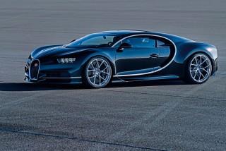 Bugatti Chiron Foto 7
