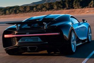Bugatti Chiron Foto 8