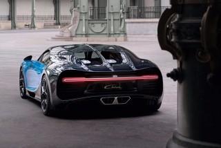 Bugatti Chiron Foto 9