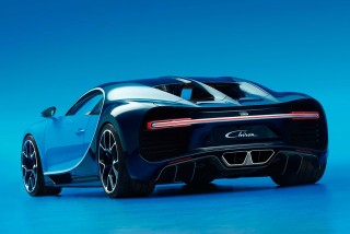 Bugatti Chiron Foto 12