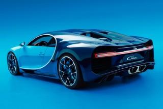 Bugatti Chiron Foto 13