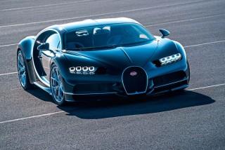 Bugatti Chiron Foto 14