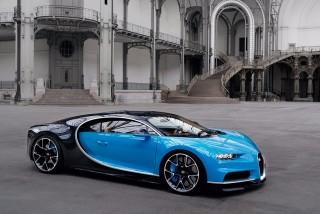 Bugatti Chiron Foto 21