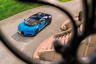 Bugatti Chiron Foto 26