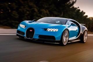 Bugatti Chiron Foto 27