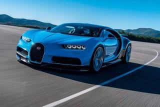 Bugatti Chiron Foto 28
