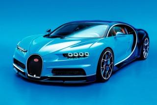 Bugatti Chiron Foto 29