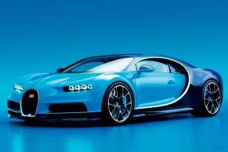 Bugatti Chiron Foto 30