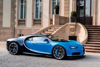 Bugatti Chiron Foto 31