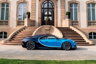 Bugatti Chiron Foto 32