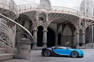 Bugatti Chiron Foto 33