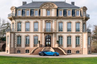 Bugatti Chiron Foto 34