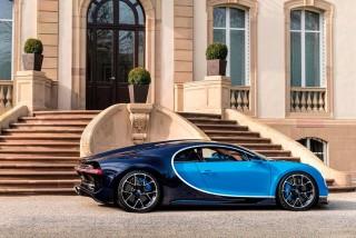 Bugatti Chiron Foto 35