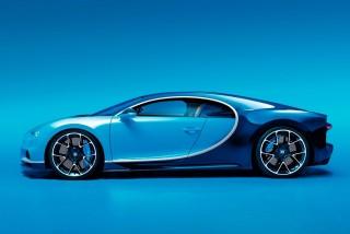 Bugatti Chiron Foto 36