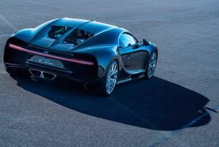 Bugatti Chiron Foto 38
