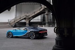 Bugatti Chiron Foto 39