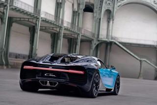 Bugatti Chiron Foto 40
