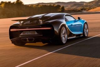 Bugatti Chiron Foto 41