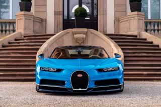 Bugatti Chiron Foto 43