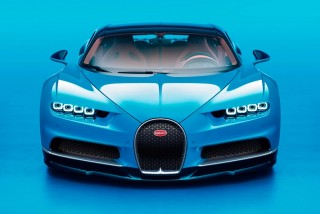 Bugatti Chiron Foto 44