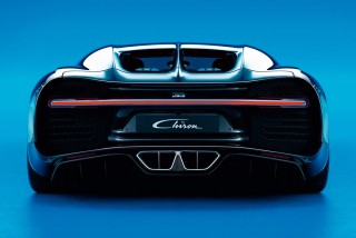 Bugatti Chiron Foto 45