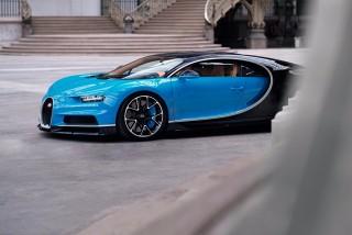 Bugatti Chiron Foto 46