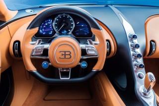Bugatti Chiron Foto 47