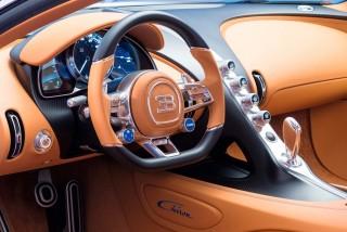 Bugatti Chiron Foto 48