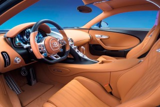 Bugatti Chiron Foto 49