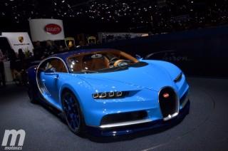 Bugatti Chiron Foto 61