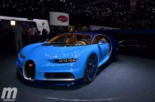Bugatti Chiron Foto 62