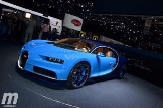 Bugatti Chiron Foto 63