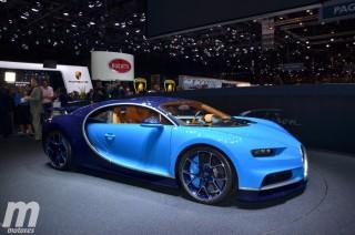 Bugatti Chiron Foto 64