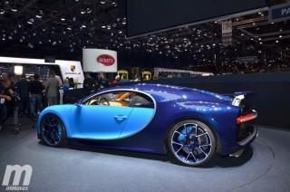 Bugatti Chiron Foto 65