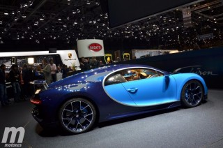 Bugatti Chiron Foto 66