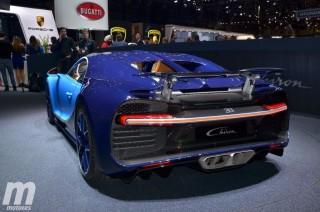 Bugatti Chiron Foto 67
