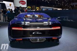 Bugatti Chiron Foto 68