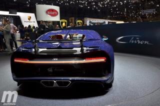 Bugatti Chiron Foto 69