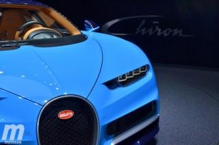 Bugatti Chiron Foto 70