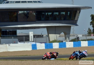 Carrera Moto3. GP España 2013 - Circuito Jerez