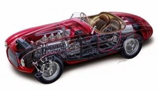 Obras maestras de Carrozzeria Touring Superleggera - Miniatura 6