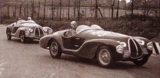 Obras maestras de Carrozzeria Touring Superleggera - Miniatura 12