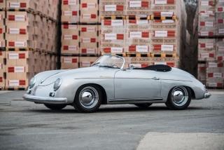 Foto 1 - Colección completa Porsche a subasta en Retromobile París 2017