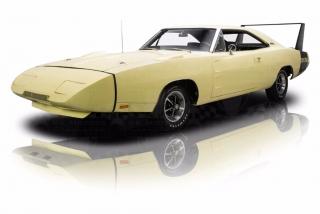 Fotos Dodge Charger Daytona 1969 Foto 4